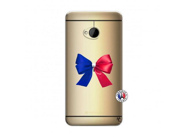 Coque HTC ONE M7 Allez Les Bleues