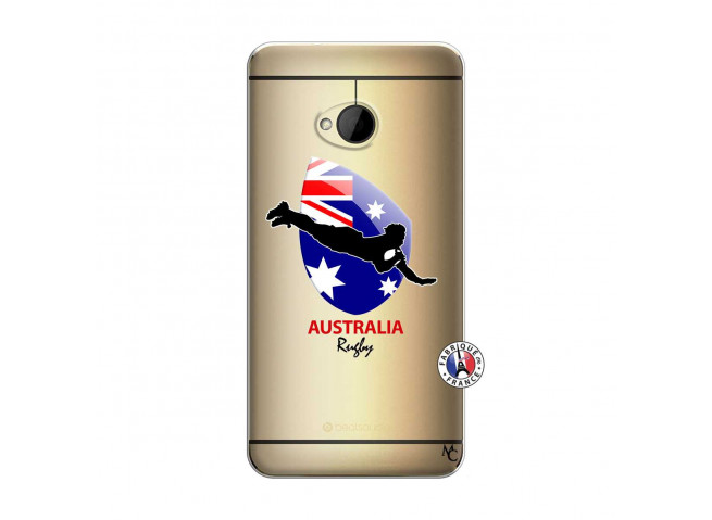 Coque HTC ONE M7 Coupe du Monde Rugby-Australia