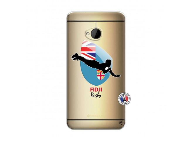Coque HTC ONE M7 Coupe du Monde Rugby Fidji