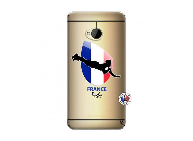 Coque HTC ONE M7 Coupe du Monde de Rugby-France
