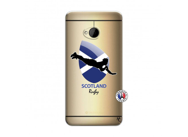 Coque HTC ONE M7 Coupe du Monde Rugby-Scotland