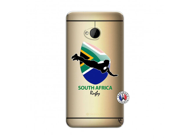 Coque HTC ONE M7 Coupe du Monde Rugby-South Africa