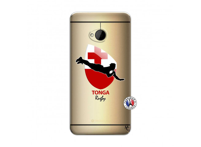 Coque HTC ONE M7 Coupe du Monde Rugby-Tonga