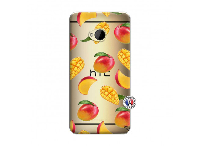 Coque HTC ONE M7 Mangue Religieuse