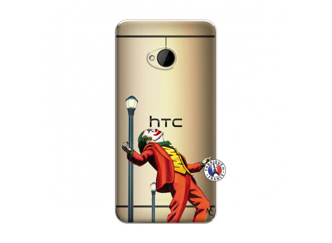 Coque HTC ONE M7 Joker