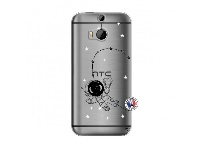 Coque HTC ONE M8 Astro Girl