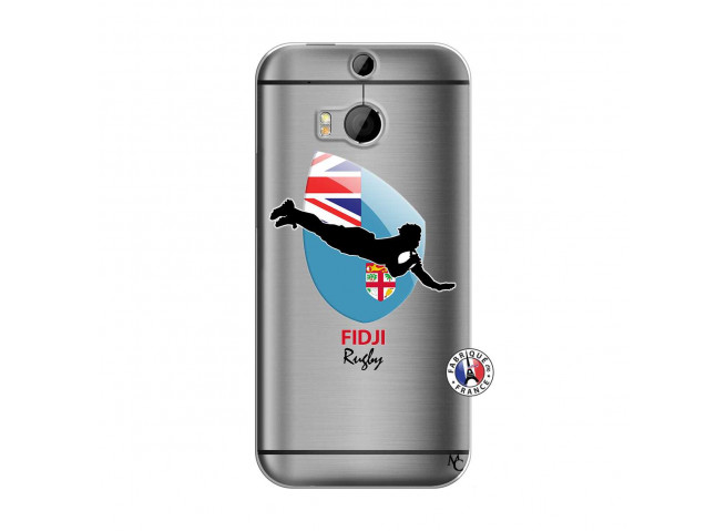 Coque HTC ONE M8 Coupe du Monde Rugby Fidji