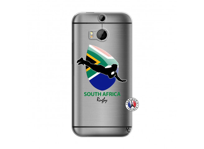 Coque HTC ONE M8 Coupe du Monde Rugby-South Africa