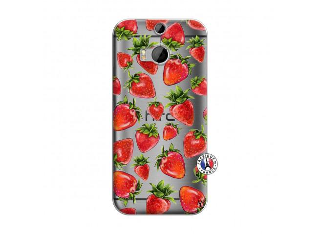 Coque HTC ONE M8 Ramène ta Fraise