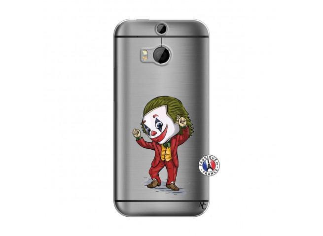 Coque HTC ONE M8 Joker Dance