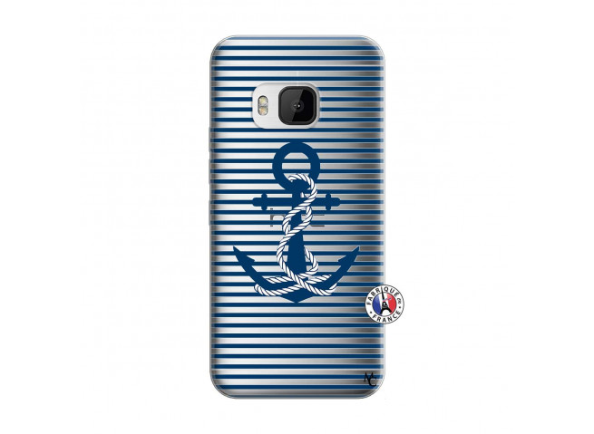Coque HTC ONE M9 Ancre