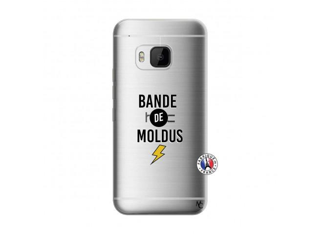 Coque HTC ONE M9 Bandes De Moldus