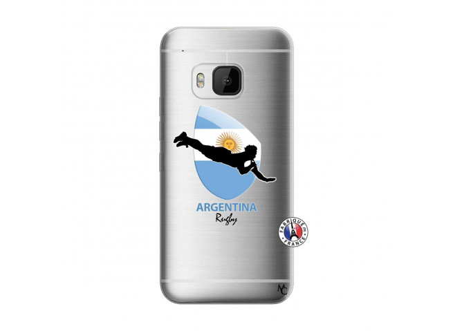 Coque HTC ONE M9 Coupe du Monde Rugby-Argentina