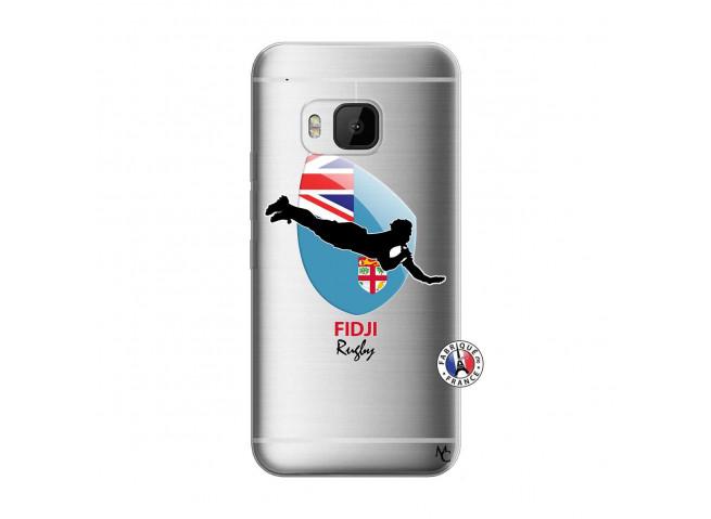 Coque HTC ONE M9 Coupe du Monde Rugby Fidji