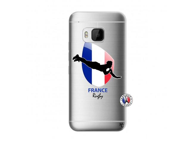 Coque HTC ONE M9 Coupe du Monde de Rugby-France