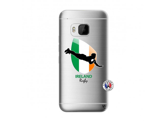 Coque HTC ONE M9 Coupe du Monde Rugby-Ireland