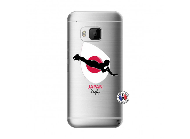 Coque HTC ONE M9 Coupe du Monde Rugby-Japan