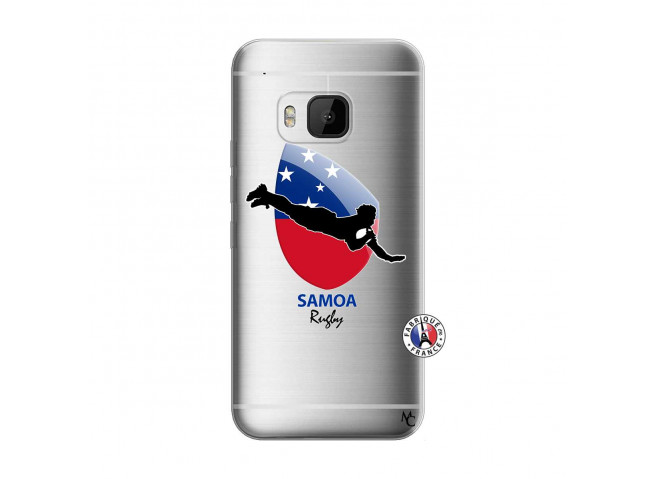 Coque HTC ONE M9 Coupe du Monde Rugby-Samoa