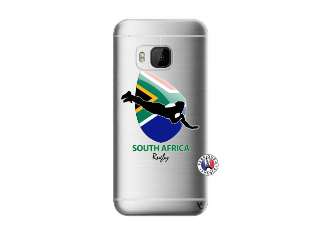 Coque HTC ONE M9 Coupe du Monde Rugby-South Africa
