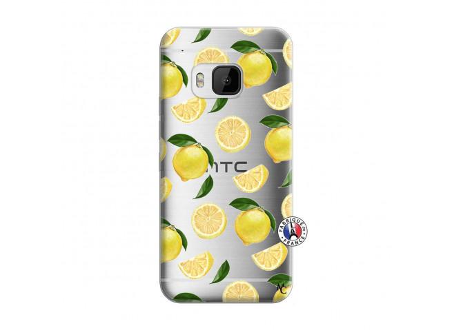 Coque HTC ONE M9 Lemon Incest