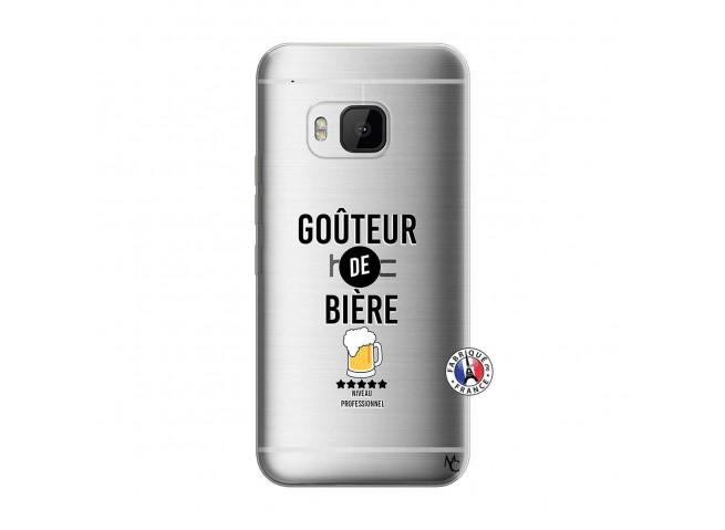 Coque HTC ONE M9 Gouteur De Biere