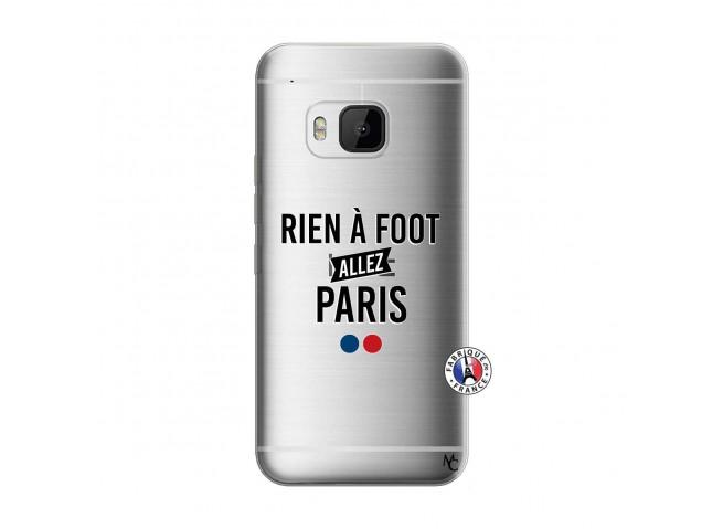 Coque HTC ONE M9 Rien A Foot Allez Paris