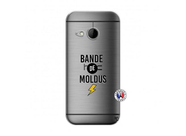 Coque HTC ONE Mini M8 Bandes De Moldus