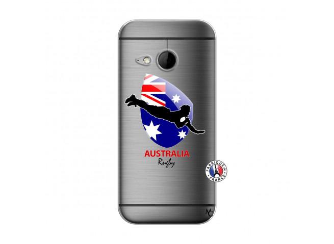 Coque HTC ONE Mini M8 Coupe du Monde Rugby-Australia