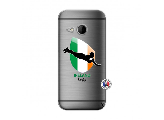 Coque HTC ONE Mini M8 Coupe du Monde Rugby-Ireland