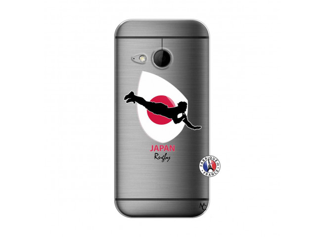 Coque HTC ONE Mini M8 Coupe du Monde Rugby-Japan
