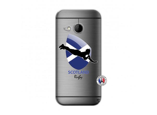 Coque HTC ONE Mini M8 Coupe du Monde Rugby-Scotland