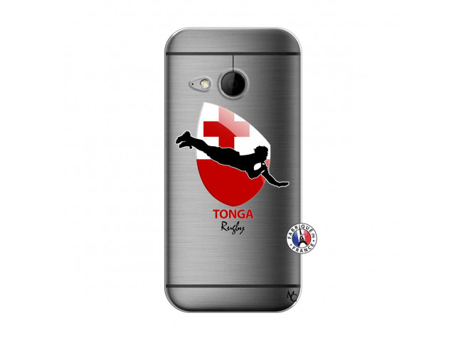 Coque HTC ONE Mini M8 Coupe du Monde Rugby-Tonga