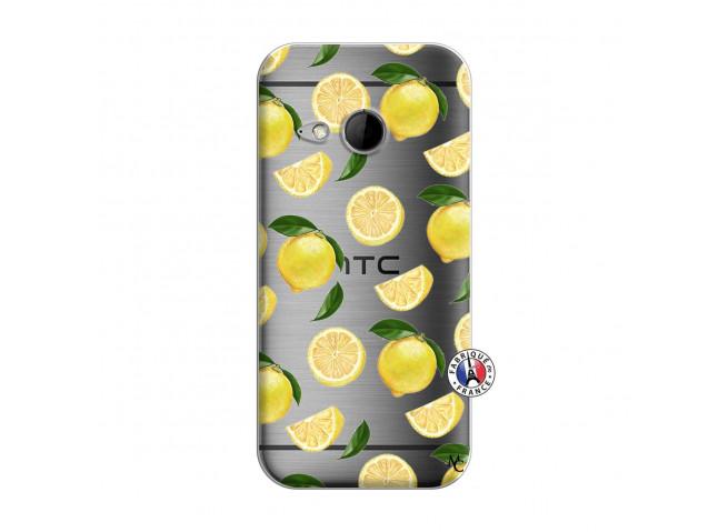 Coque HTC ONE Mini M8 Lemon Incest