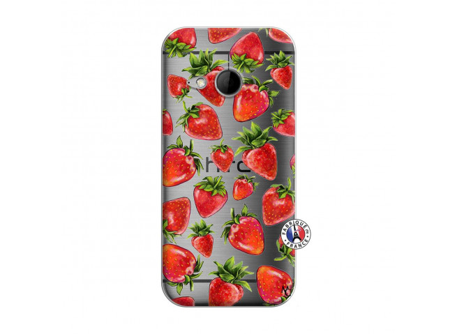 Coque HTC ONE Mini M8 Ramène ta Fraise