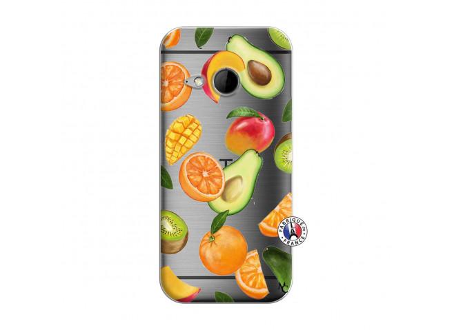Coque HTC ONE Mini M8 Salade de Fruits