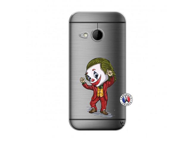 Coque HTC ONE Mini M8 Joker Dance