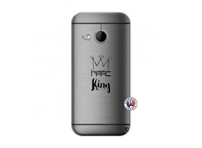 Coque HTC ONE Mini M8 King