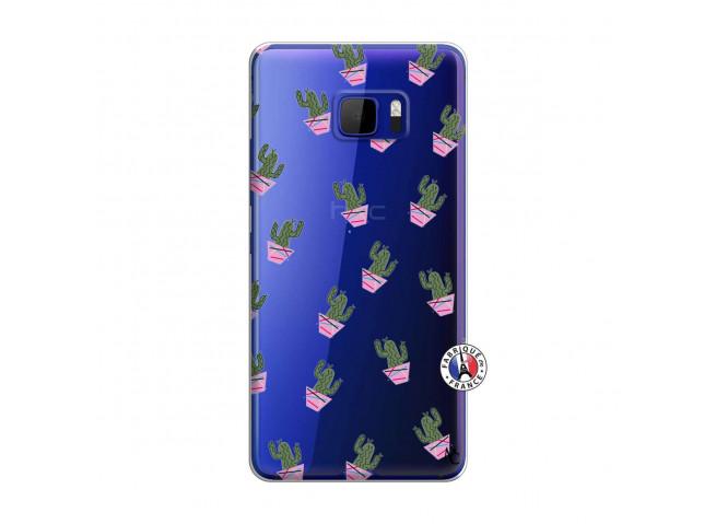 Coque HTC U Play Cactus Pattern
