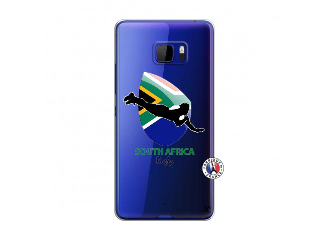 Coque HTC U Play Coupe du Monde Rugby-South Africa