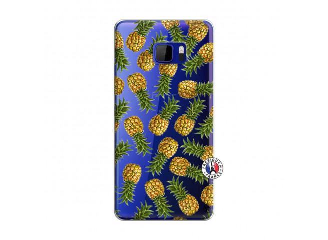 Coque HTC U Play Ananas Tasia