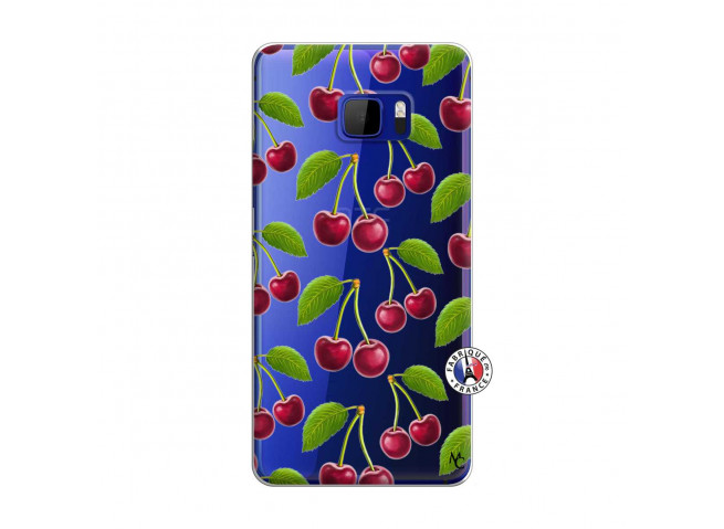 Coque HTC U Play oh ma Cherry