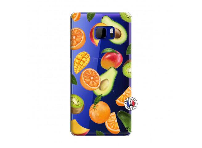 Coque HTC U Play Salade de Fruits