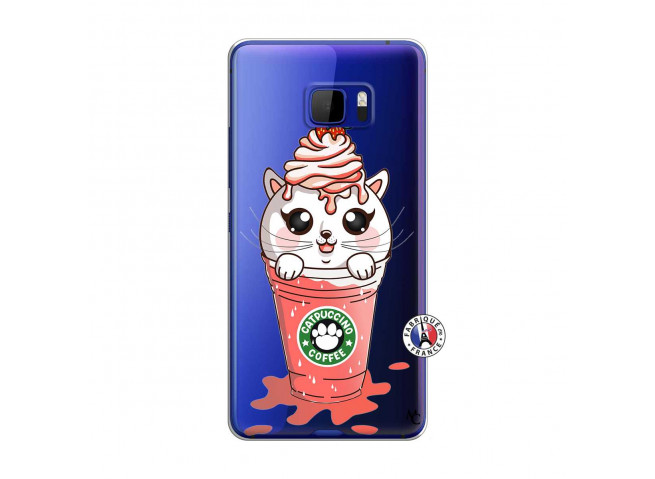 Coque HTC U Play Catpucino Ice Cream