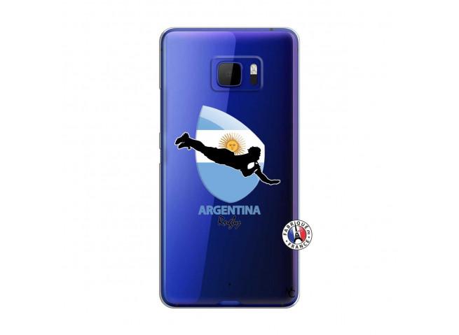 Coque HTC U Ultra Coupe du Monde Rugby-Argentina