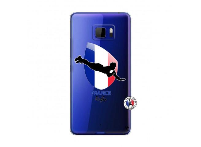 Coque HTC U Ultra Coupe du Monde de Rugby-France