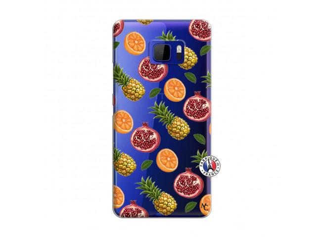 Coque HTC U Ultra Fruits de la Passion