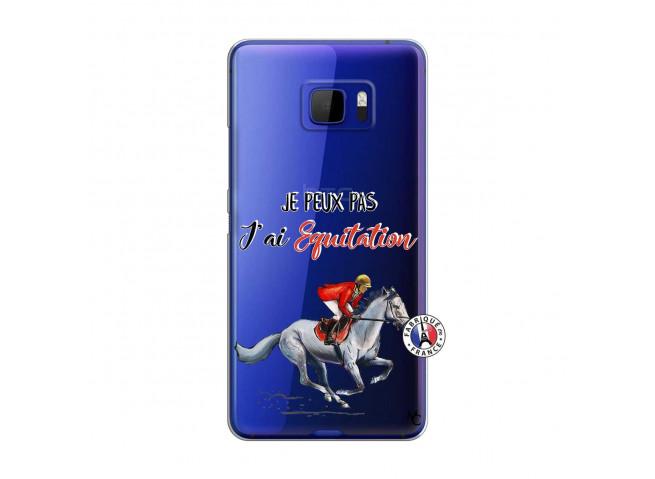 Coque HTC U Ultra Je Peux Pas J Ai Equitation
