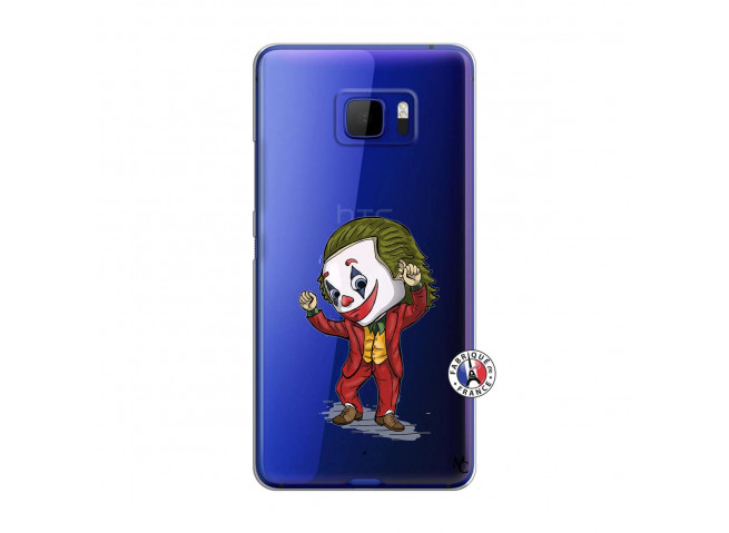 Coque HTC U Ultra Joker Dance