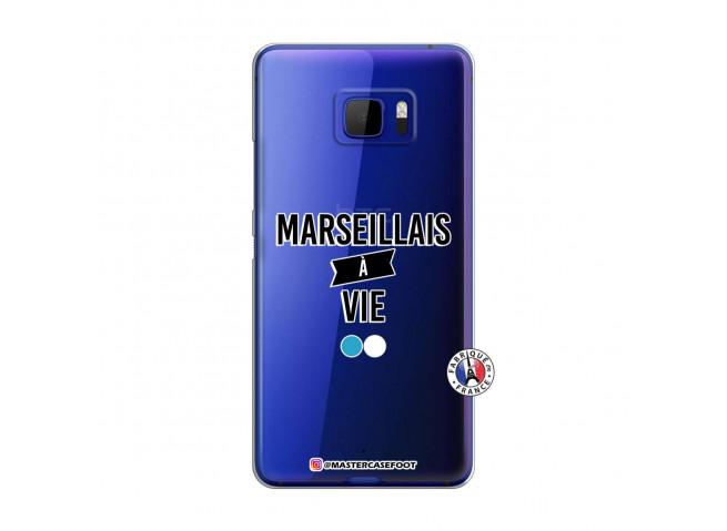 Coque HTC U Ultra Marseillais à Vie