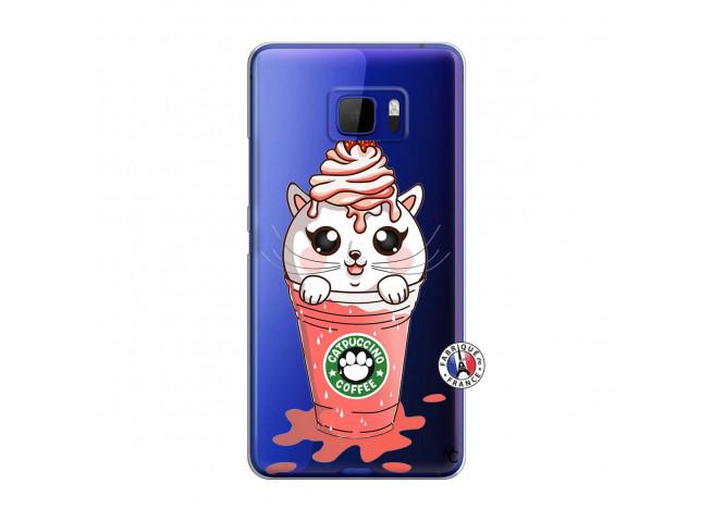 Coque HTC U Ultra Catpucino Ice Cream